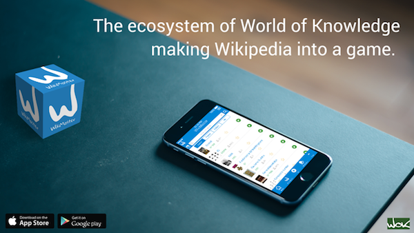 App WikiMaster launch in order to change Wikipedia into a social game