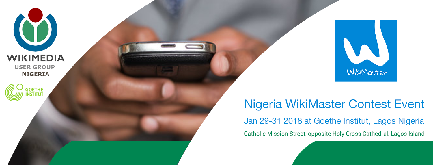 Rules and Prizes for Nigeria WikiMaster Contest for 2018