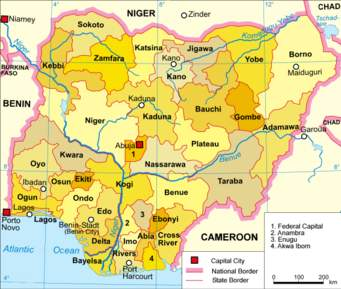 WOK Nigeria map school 181111
