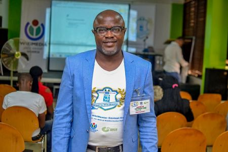 First day of the Event WikiMaster Contest Nigeria 2018